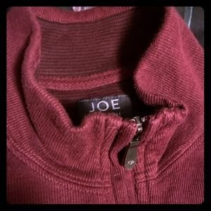 Just a nice front zip sweater for the stylish man